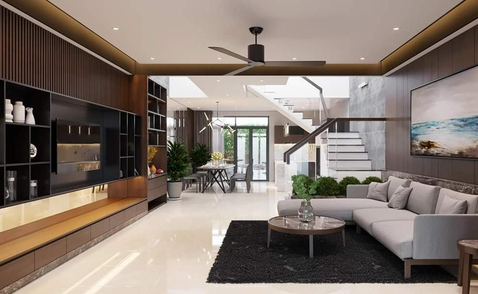 Thiết kế thi công nội thất Nha Trang