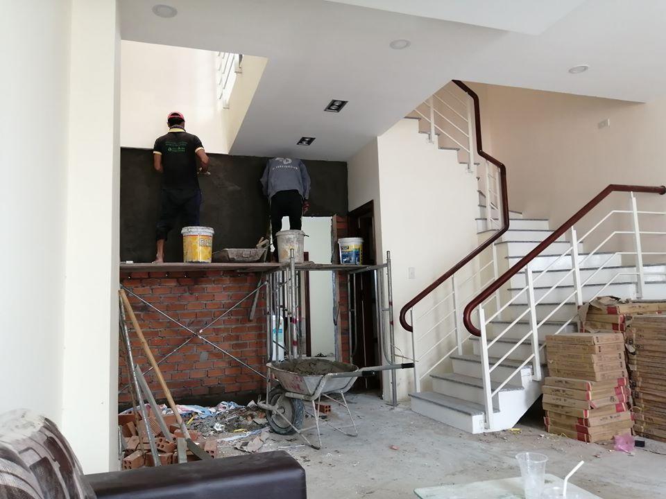 Sửa chữa nhà Tuy Hòa