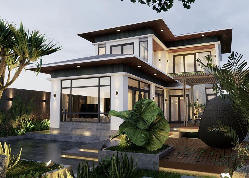 Thiết kế nhà Nha Trang