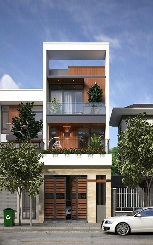 Thiết kế thi công nhà Nha Trang