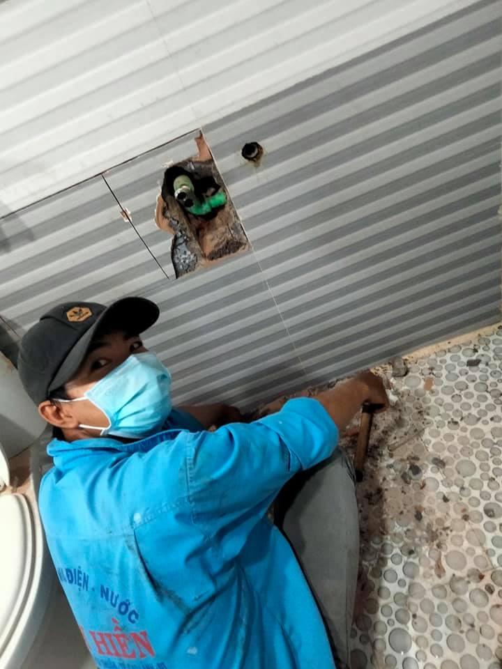 sửa chữa điện nước Nha Trang