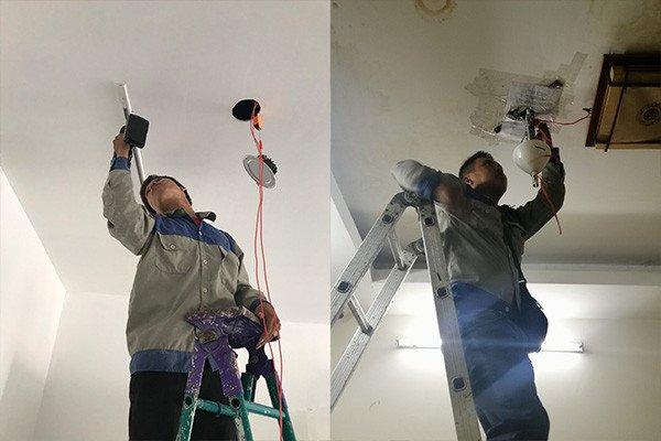 Sửa chữa hệ thống điện Nha Trang